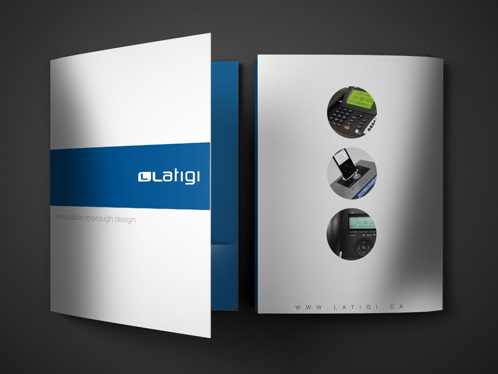 Portfolio Folder Design Ideas