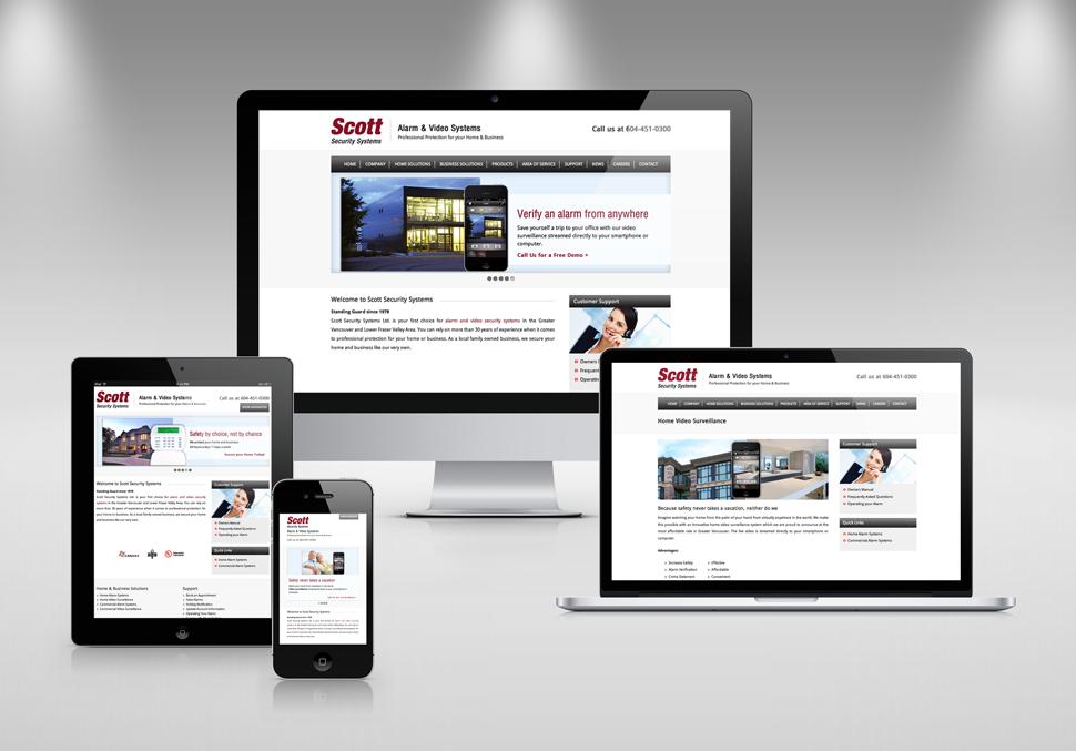 Responsive Website Design by Solocube Creative