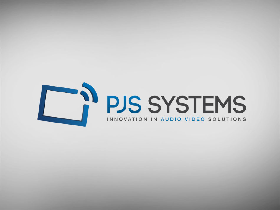 PJS Systems Logo Design by Solocube Creative