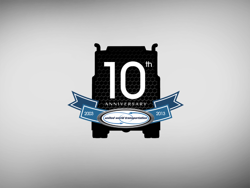 Final 10 Year Anniversary Logo for UWT