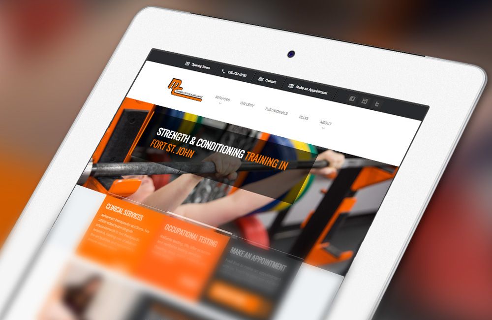 Solocube Creative Announces the Launch of MC Rehabilitation & Wellness Much-awaited Website