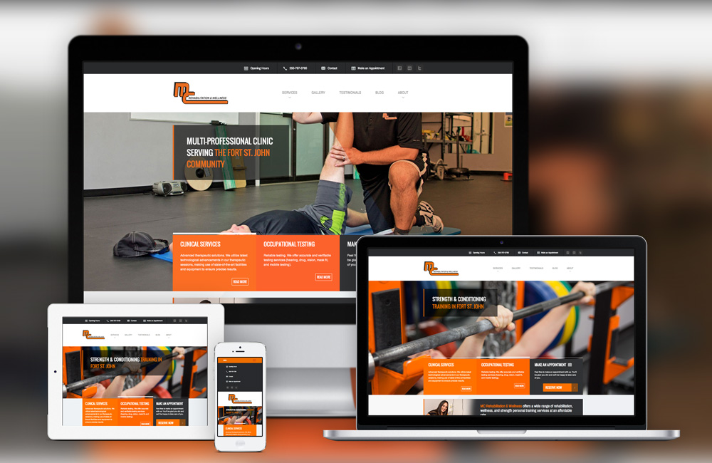 Solocube Creative Announces the Launch of MC Rehabilitation & Wellness Much-awaited Website