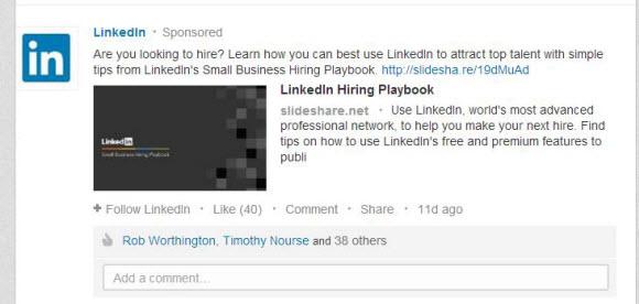 b2b-linkedin-sponsored-update-example