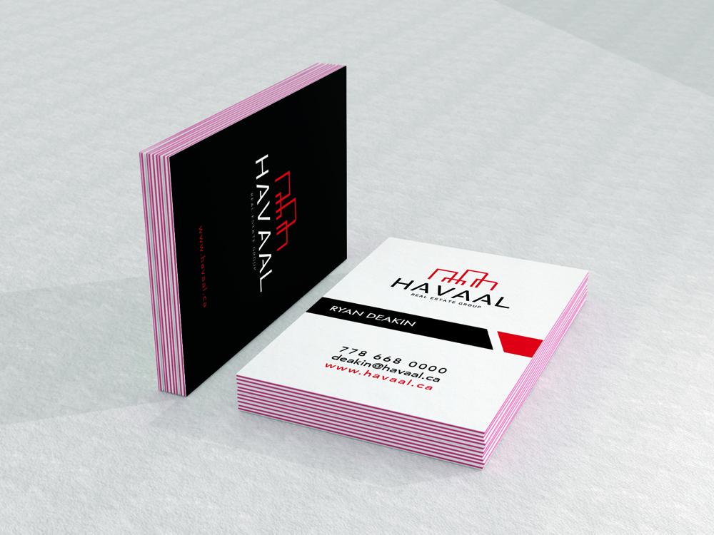 Havaal-Business-Card-Design-Solocube-02 | Solocube Creative