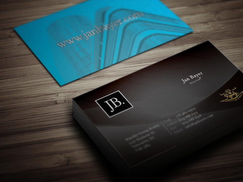 Modern creative real estate business cards ensign business card creative realtor business cards arts arts reheart Image collections