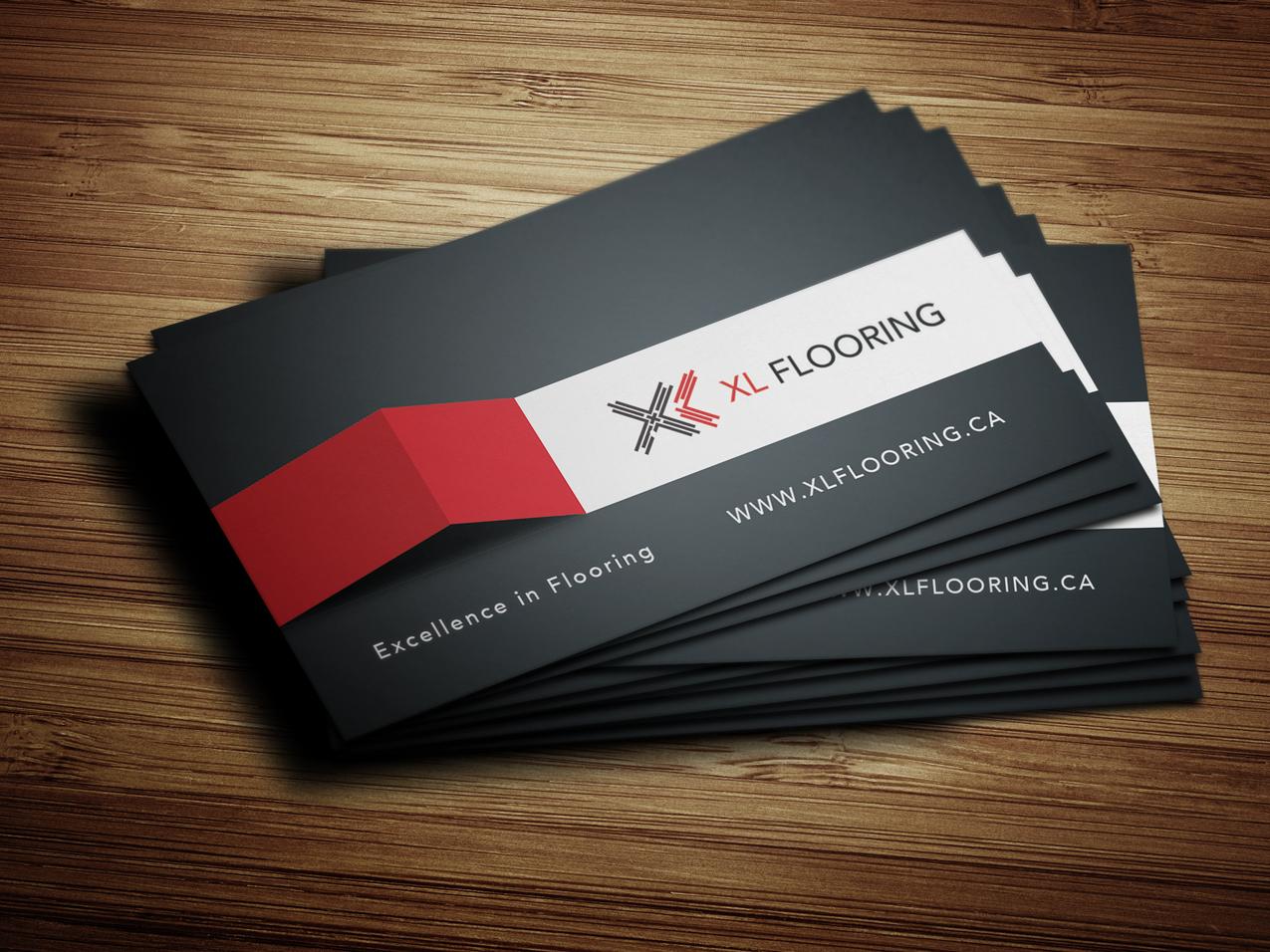 Flooring business cards design gurus floor for Flooring business cards