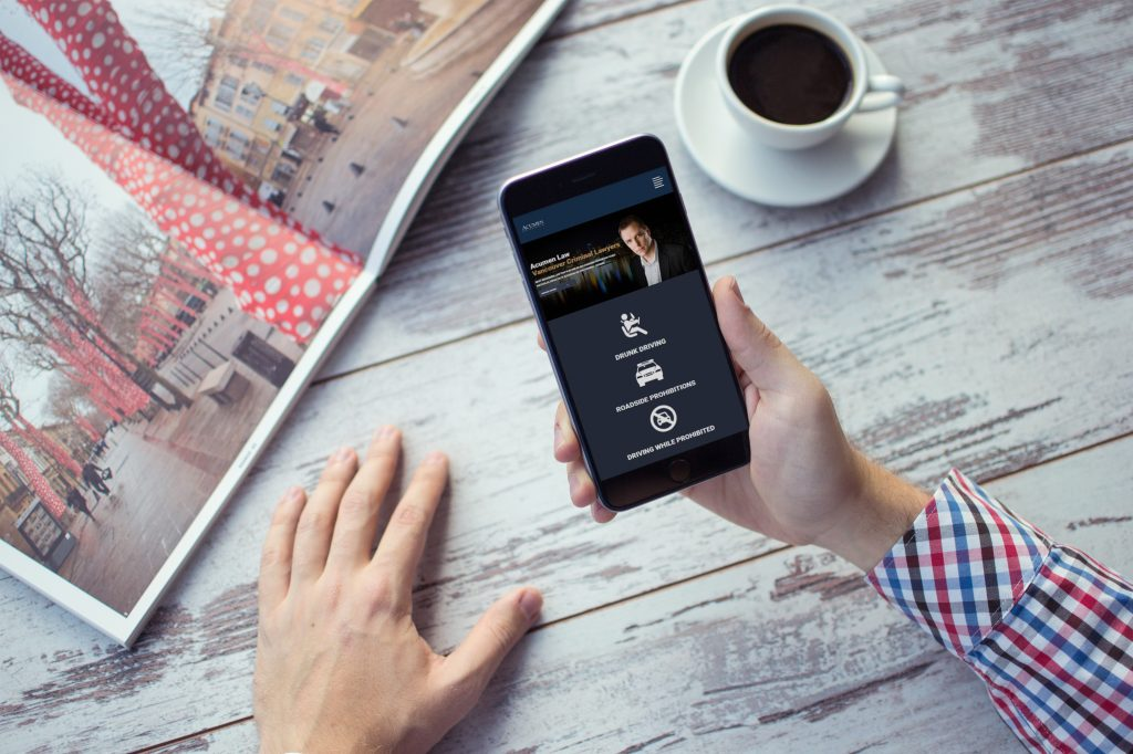 Web Design for Law Firm in Vancouver