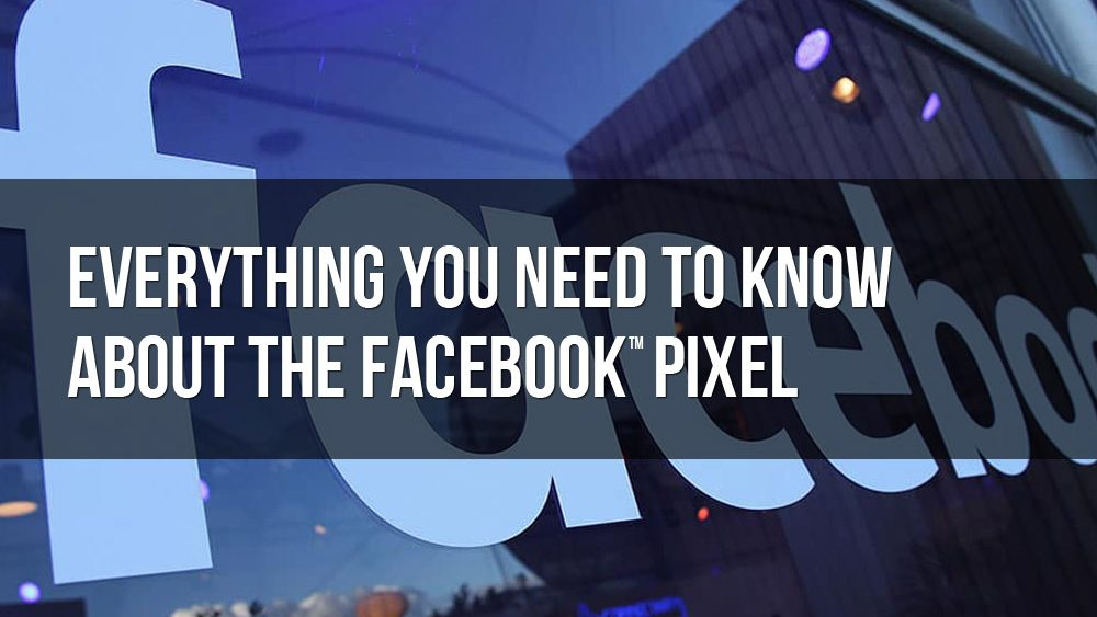Facebook is an excellent way to engage with your customers, but also an excellent place to advertise your business. If you have been thinking about Facebook advertising, or are simply searching for a way to gather in-depth new data points for your individual web pages—then it's time to install the Facebook pixel.